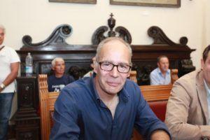 Maurizio Puglisi, presidente Ente Teatro di Messina