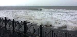 Allerta meteo 7-11-2014 Santa Margherita a