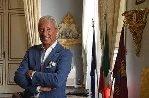 Vito Damiano, sindaco di Trapani
