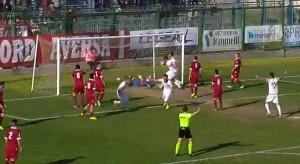 Il goal del Messina
