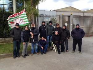 Protesta Fratelli Raimondi Giammoro 11-3-2015