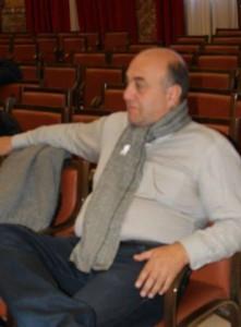 Rosario Duca, presidente Arcigay Messina