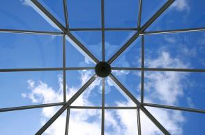 glass ceiling - soffitto di vetro