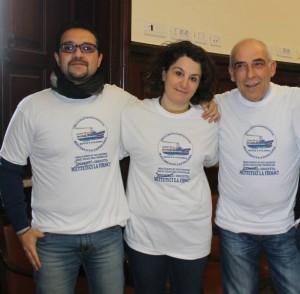 Michele Barresi, Francesca Fusco, Giosuè Malaponti