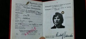Passaporto Nureyev