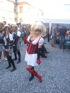 Messina Geek Party 4   19-7-2015