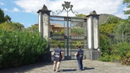Guardia di Finanza_Catania_foto sequestro beni