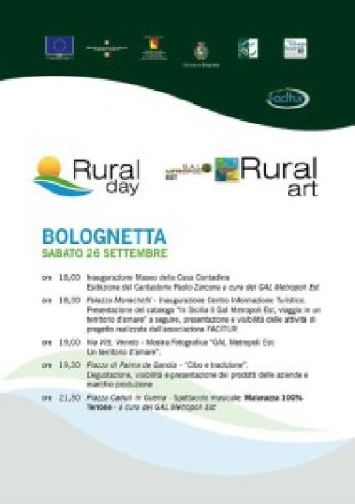 Rural day BOlognetta
