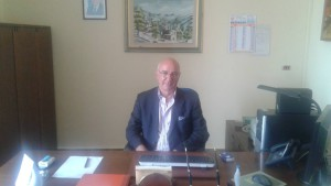 Santi  Alligo, segretario generale del Comune di Barcellona Pozzo di Gotto