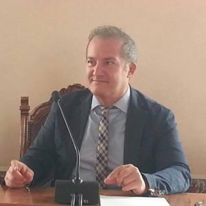 L'assessore Angelo Pino