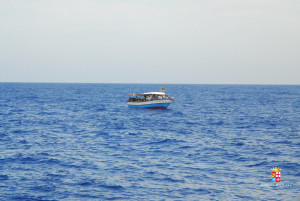 Nave Aviere soccorre 240 migranti nel Mediterraneo Centrale