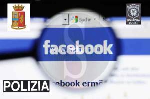 Poliza facebook-squadra-mobile