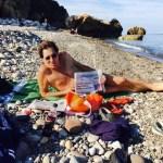 Crocetta in spiaggia 6-12-2015