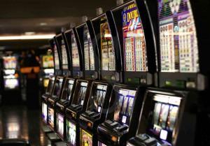 Gioco d'azzardo, slot machine