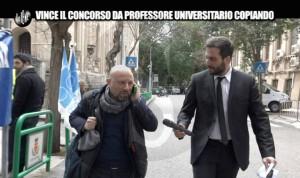 Dario Tomasello e la Iena Gaetano Pecoraro