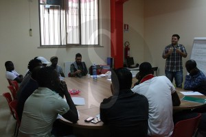 Lezioni di legalità nello SPRAR di Chiaramonte Gulfi