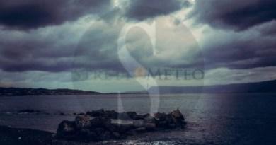 #Messina. Allerta meteo, codice arancione sino alle 24