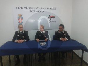 Da sinistra: Letizia, Ruotolo,Gringeri