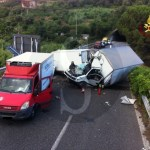 #Messina. Incidente A20, 2 morti e un ferito