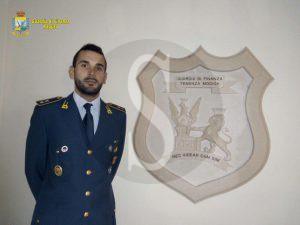Il tenente Alessandro Salvatore