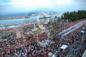 processione vara