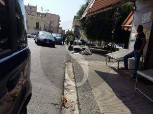 Incidentye_auto_moto_Barcellona_Sicilians