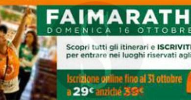 #Messina. Faimarathon: domani la presentazione