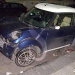 #Messina. Incidente tra una minicar e un'Alfa Romeo in via Giacomo Venezian