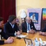 #Messina. Pino riceve Franco Proto, prossimo all'acquisto del Messina