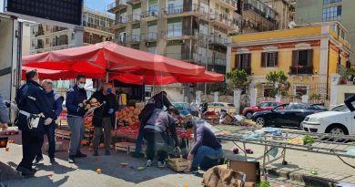 Ambulanti messinesi nel mirino dei Vigili urbani: minacce e tensione in viale Europa e via La Farina
