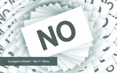 """C'è chi dice """"No"""" e c'è cu dici """"'Ntzù!"""""""