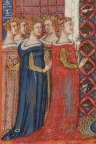 Eleonora d'Angiò, una regina di pace e le sue sorelle