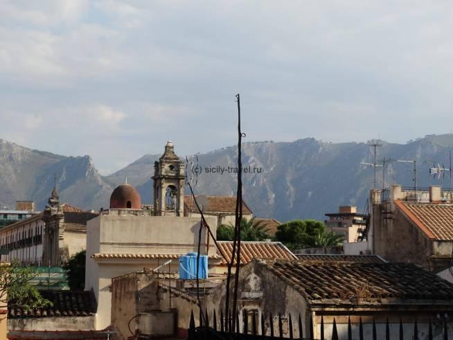Крыши Палермо