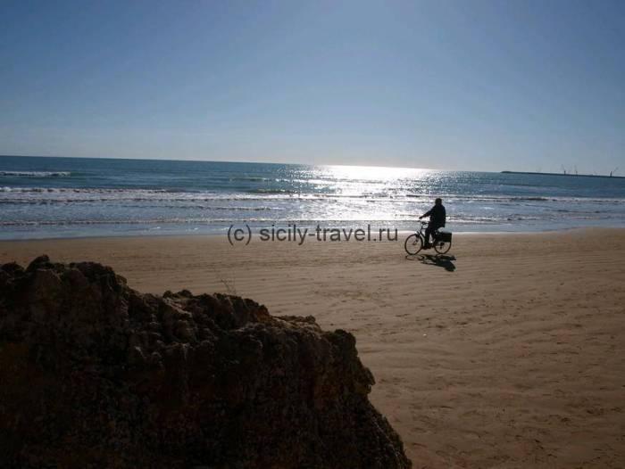 Пляж Поццалло