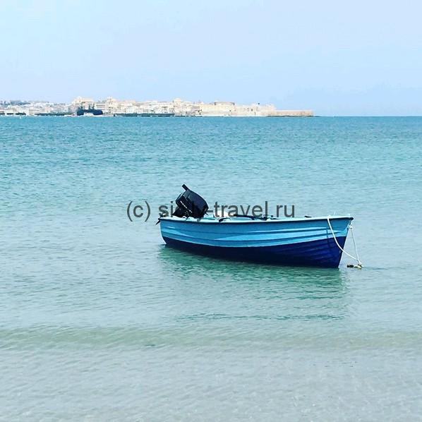 Сиракузы пляжи