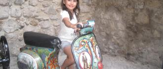 Отдых с детьми на Сицилии