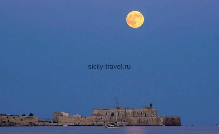 История Сицилии - Древние Сиракузы