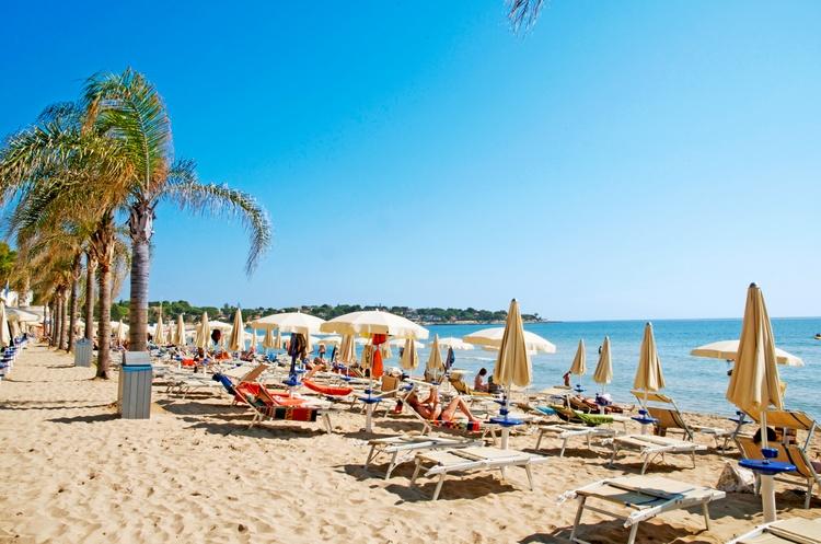 Фонтане Бьянке - Пляжи Сиракуз