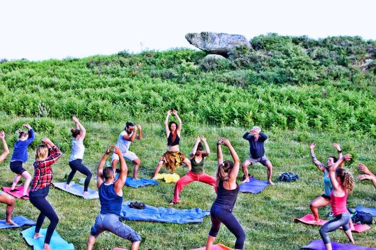 Yoga Trek Experience