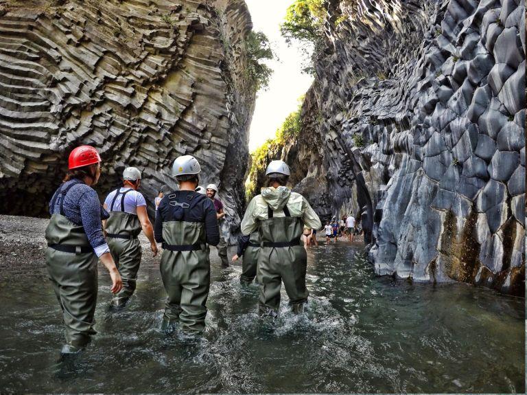 River Trekking - Alcantara