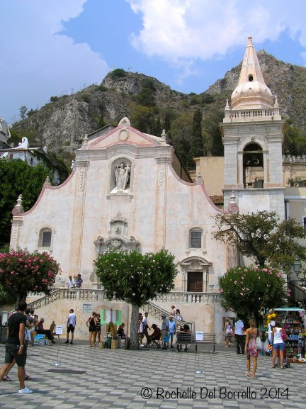 Church of San Giuseppe Corso Umberto, Taormina