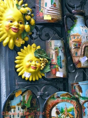 Tourist kitsch in Sicily