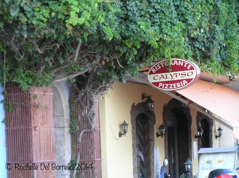 Giardini Naxos, empty restaurant, Messina
