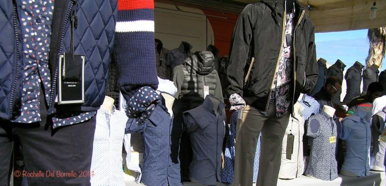 Italian fashion markets