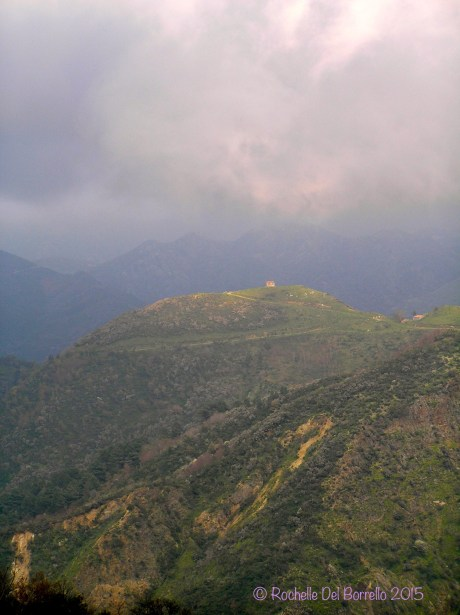 Sicilian mountains 1