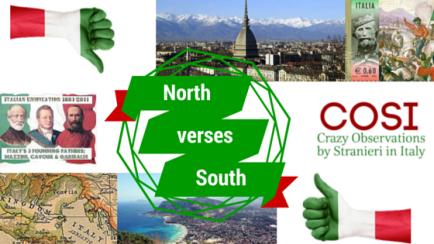 North Verses South Italy