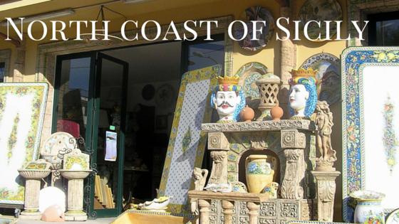 North coast of Sicily