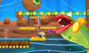 Watch out, Yoshi!