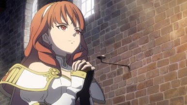 Celica makes a decision to leave the safety of her home.