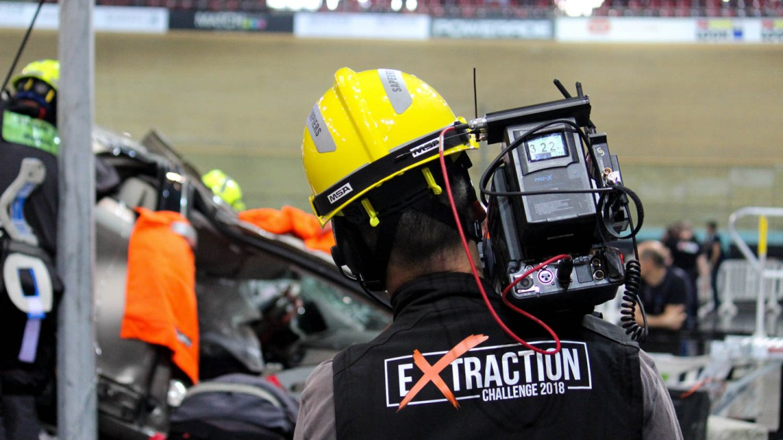 Extraction Challenge 2018